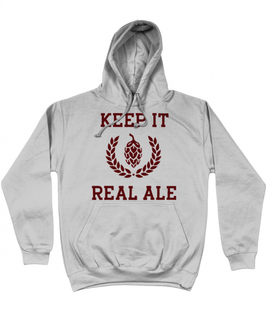 Keep It Real Ale - Heather Grey